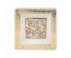 Richard Ginori svuotatasche quadrato Magnifico Oro piccolo