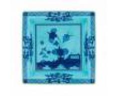 Richard Ginori svuotatasche quadrato Oriente Italiano iris grande 24.5cm
