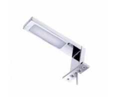 Lampada led da parete 3W Bagno Applique LED incluso di Trasformatore 6w 12v