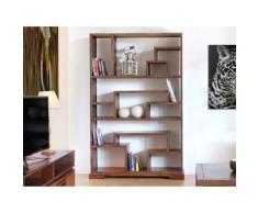 Libreria BOMBAY II - Teak massello