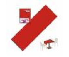 Airlaid Tovaglietta Runner You & Me Rosso 120x48 Plus Color