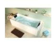 emotion Vasca idromassaggio Unity 200 Premium con 24 getti massaggianti 200x90x59 cm