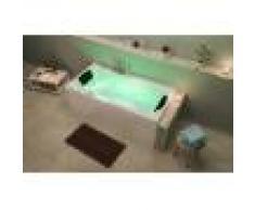 emotion Vasca idromassaggio Unity 160x75x59,5 cm con 22 getti massaggianti Premium