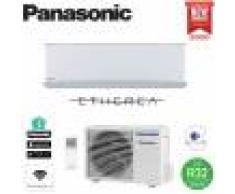 Panasonic Climatizzatore Condizionatore Panasonic Etherea Z Inverter Serie Vke 18000 Btu Z50vkew R-32 Wifi Integrato Bianco - New 2020