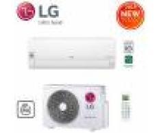 LG Climatizzatore Condizionatore Lg Inverter Serie Standard Win Dualcool 9000 Btu R32 S09er - New 2019