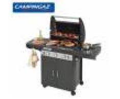 Campingaz Barbecue Metano E Gpl Campingaz 3 Series Classic Ls Plus D Dualgas