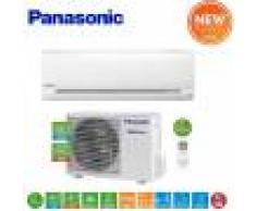 Panasonic Climatizzatore Condizionatore Panasonic Serie Pz Inverter Standard Gas R-32 Pz25tke A+ 9000 Btu - New 2017