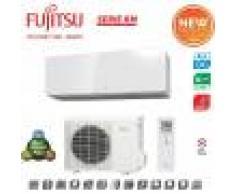 Fujitsu Climatizzatore Condizionatore Fujitsu Inverter Serie Km Asyg14kmta 14000 Btu R-32 Classe A++ – New