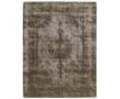 Annodato a mano. Provenienza: Persia / Iran Tappeto Fatto A Mano Vintage Heritage 267X354 Grigio Scuro/Marrone Chiaro/Grigio Chiaro Grandi (Lana, Persia/Iran)