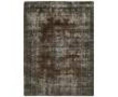 Annodato a mano. Provenienza: Persia / Iran Tappeto Fatto A Mano Vintage Heritage 292X397 Grigio Scuro/Marrone Scuro Grandi (Lana, Persia/Iran)