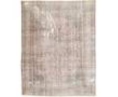Annodato a mano. Provenienza: Persia / Iran Tappeto Fatto A Mano Colored Vintage 287X375 Grigio Chiaro/Bianco/Creme Grandi (Lana, Persia/Iran)
