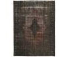 Annodato a mano. Provenienza: Persia / Iran Tappeto Vintage Heritage 300X406 Grigio Scuro Grandi (Lana, Persia/Iran)