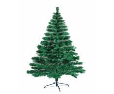 Albero di Natale artificiale sintetico ecologico CORTINA 180 cm