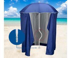 Ombrellone mare GiraFacile 200 Cm Protezione UV tenda spiaggia pesca