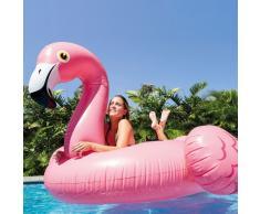 Intex 56288 fenicottero rosa gigante gonfiabile galleggiante piscina