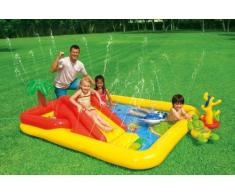 Piscina gonfiabile bambini Intex 57454 Ocean Play Center gioco