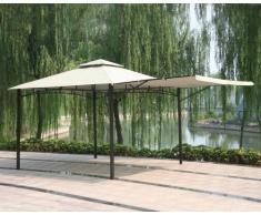 Ricambi gazebo 3,3x3,3 metri giardino bar veranda mercato pagoda AN...