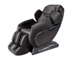 Poltrona Massaggio Professionale Digitopressione ROYAL black