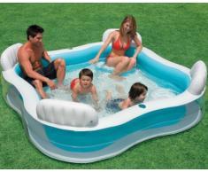 Intex 56475 piscina gonfiabile 4 Sedili spa