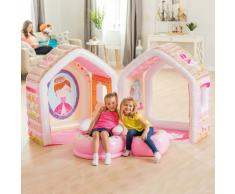 Intex 48635 Princess Play House casetta gioco principessa per bambine