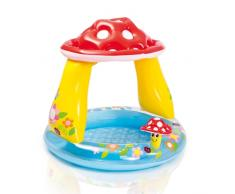 Piscina gonfiabile bambini Intex 57114 Mushroom baby pool fungo gioco