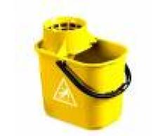 TTS Secchio Easy giallo da 14 Lt.