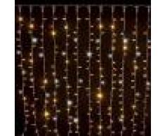 Luci Da Esterno Tenda 2 x 1,5 metri, 304 LED con LED lampeggianti, prolungabile