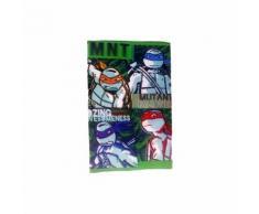 Plaid copertina coperta pile bimbo bambino Tartarughe Ninja TU