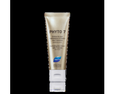 Phyto 7 Crema da Giorno Idratazione Luminosità alle 7 Piante Capelli Secchi 50ml