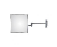 Koh-I-Noor Quadrolo Specchio Da Parete Ingranditore x3 Senza Luce COD 63/2KK-3
