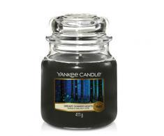Yankee Candle Candele in Giara Dreamy Summer Nights™ Candela 411g