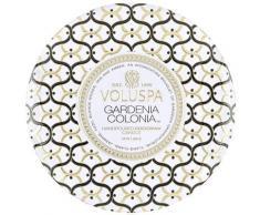 Voluspa Tin Gardenia Colonia Candela