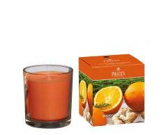PRICE'S CANDLES Boxed Mandarin & Ginger scented candle in glass jar Candela 355g