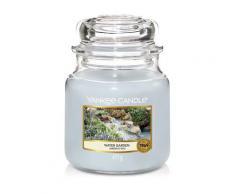 Yankee Candle Media Candele in Giara Water Garden Candela 411g