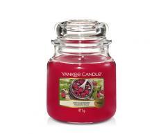 Yankee Candle Candele in Giara Red Raspberry Candela 411g