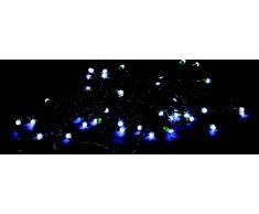 60 led bianco f. luce fissa