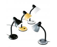 lampada da tavolo orientabile