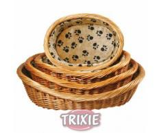 Trixie Cuscino Culle Di Vimini Con Impronte 50 Cm