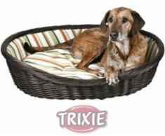 Trixie Brown Vimini Letti 50/60/70/80/90/100 Cm