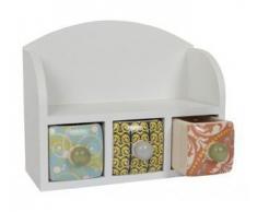 Legler Mensola Decorativa Con Cassetti