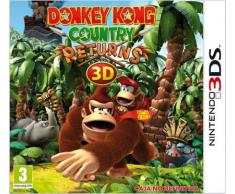 Nintendo Donkey Kong Country Returns 3Ds