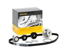 CONTITECH Pompa Acqua + Kit Cinghia Distribuzione VW,SKODA,OPEL CT975WP3 Pompa Acqua + Kit Cinghie Dentate,Pompa