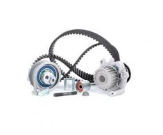 INA Pompa Acqua + Kit Cinghia Distribuzione VW,SKODA,AUDI 530 0445 31 06B109244,06D109119B,06D109243C Pompa Acqua + Kit Cinghie Dentate,Pompa