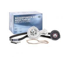 GK Pompa Acqua + Kit Cinghia Distribuzione VW,AUDI,SEAT K980148D 026121005A,026121005C,026121005E Pompa Acqua + Kit Cinghie Dentate,Pompa 026121005G