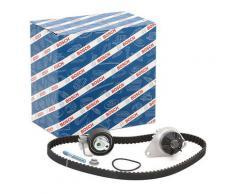 BOSCH Pompa Acqua + Kit Cinghia Distribuzione CITROËN,PEUGEOT 1 987 946 933 1609525080,1610793180,1609525080 Pompa Acqua + Kit Cinghie Dentate,Pompa