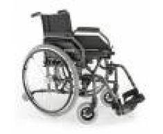 Surace Sedia a rotelle / Carozzina ultraleggera in alluminio riducibile EUREKA