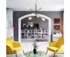 Perenz Srl Vector Lampada A Soffitto Sospensione Orientabile 6 Luci Design Industriale