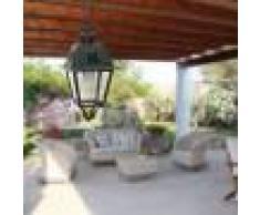 DURALITE SRL Avignone Sospensione Quadrata Classica Illuminazione Esterno Giardino
