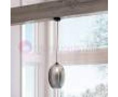 Fabas Luce Infinity Lampada A Sospensione Moderna D20 In Vetro Soffiato Fumè