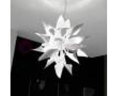 Selene Illuminazione Ginger Lampada A Sospensione Moderna D.80
